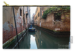 Venetian View IIi Carry-all Pouch by Yuri Santin