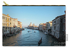 Venetian View  Carry-all Pouch by Yuri Santin