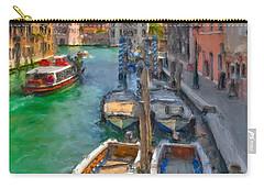 Venezia. Cannaregio Carry-all Pouch