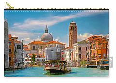 Venezia. Fermata San Marcuola Carry-all Pouch