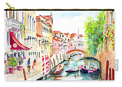 Venice Canal Boscolo Venezia Carry-all Pouch