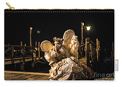 Venice Carnival V '17 Carry-all Pouch by Yuri Santin