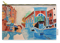Venice Celebration Carry-all Pouch