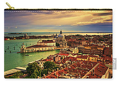 Venice From The Bell Tower Carry-all Pouch