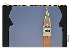 Venice In A Frame Carry-all Pouch