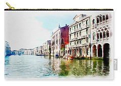 Venice Carry-all Pouch by Maciek Froncisz