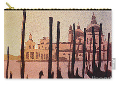 Venice Morning Carry-all Pouch by Ryan Fox
