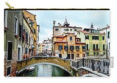 Venice Neighborhood Carry-all Pouch