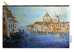 Venice Oil Sketch  Carry-all Pouch