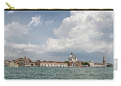 Venice Panorama From La Giudecca Carry-all Pouch
