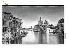 Venice Pencil Drawing Carry-all Pouch