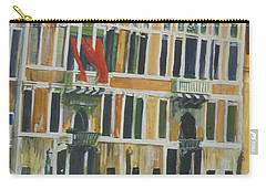Venice Scene.   Carry-all Pouch