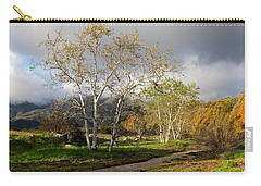 Ventura River Preserve Winter 2017 Carry-all Pouch