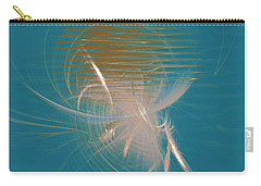 Venus Born Out Of The Sea Carry-all Pouch
