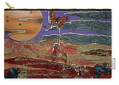 Butterflies Cannot Live Onvenus Carry-all Pouch