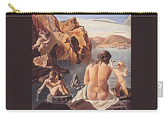 Venus With Cupid Carry-all Pouch