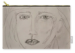 Vera In Pencil Carry-all Pouch