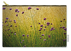 Verbena Carry-all Pouch