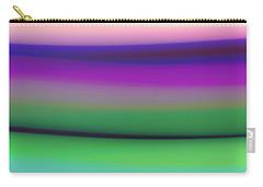 Verbena Stripe Carry-all Pouch