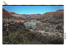 Verde Canyon Oasis Carry-all Pouch