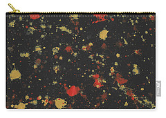 Vermillion Explosion Carry-all Pouch