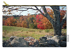 Vermont Autumn Carry-all Pouch