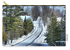 Vermont Country Landscape Carry-all Pouch