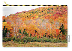 Vermont Foliage Carry-all Pouch