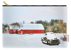 Vermont Memories Carry-all Pouch