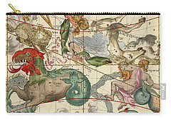Vernal Equinox Carry-all Pouch by Ignace-Gaston Pardies