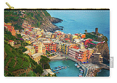 Vernazza From Above Carry-all Pouch