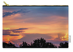 Vero Sunrise Carry-all Pouch