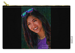 Veronica Chin Carry-all Pouch