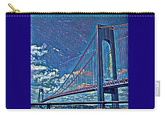 Verrazano Bridge Carry-all Pouch