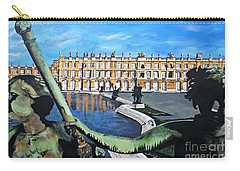 Versailles Palace Carry-all Pouch by Francine Heykoop