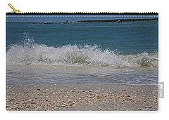 Carry-all Pouch featuring the photograph Verses Out Of Rhythm by Michiale Schneider