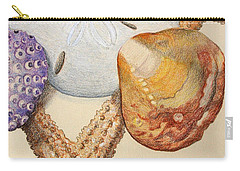 Vertical Starfish Carry-all Pouch