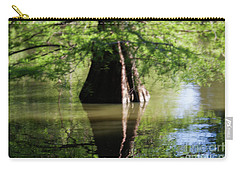 Carry-all Pouch featuring the photograph Vertices by Ana Mireles