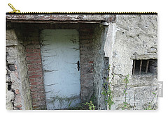 Very Long Locked Door Carry-all Pouch
