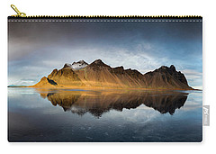 Vestrahorn Panao Carry-all Pouch by Allen Biedrzycki