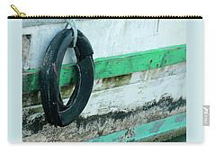 Carry-all Pouch featuring the photograph Veteran by Joe Jake Pratt