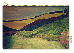 Vetheuil At Dawn Carry-all Pouch