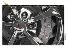 Vette Wheel Carry-all Pouch