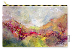 Vibrancy Carry-all Pouch by Gail Butters Cohen