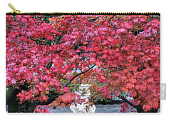 Vibrant Autunno Italiano Carry-all Pouch by Jennie Breeze