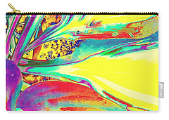Vibrant Fascination  Carry-all Pouch by Rachel Hannah