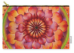 Vibration Of Joy And Life Carry-all Pouch