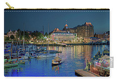 Victoria At Night Carry-all Pouch