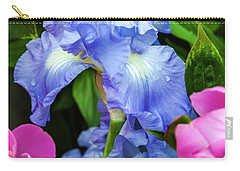 Victoria Falls Iris Carry-all Pouch
