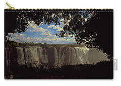 Victoria Falls, Zimbabwe Carry-all Pouch